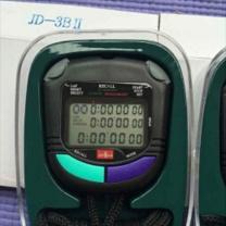 金雀 秒表 JD-3BII