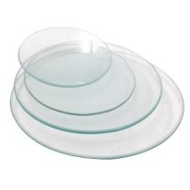 冰禹 BY-2322 (10片)耐高温玻璃表面皿 结晶皿盖 圆皿 烧杯盖 150mm