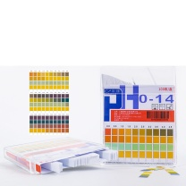 歌珊 高精度酸碱度测试纸  2盒装200条