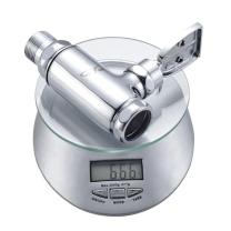 澜鲨 冲水阀 自闭式 14.5*14.3mm (银色)