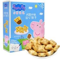小猪佩奇 Peppa Pig 饼干160g