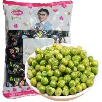 口水娃 青豌豆 蒜香味 4kg  (游族/华人运通)