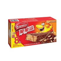 雀巢 Nestle 脆脆鲨饼干 640g(24条+8条)