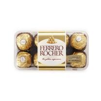 费列罗 榛果威化巧克力 16粒/盒  20盒/箱