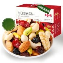 百草味 Be&Cheery 每日坚果 25g*30包