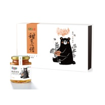 中垦 养生蜂蜜组合A  (荆条蜜250g*1瓶椴树蜜250g*1瓶百花蜜250g*1瓶)