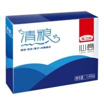 燕之坊 莲子百合绿豆冰糖干货杂粮盒子 1.43kg