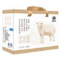 佳康 精选盛羊肉干肉套装  羊脊骨500g*1带骨羊腿500g*1羊脖骨500g*1羊排500g*1