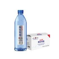阿尔卑斯 天然矿泉水 500ml*24瓶/箱