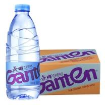 景田 Ganten 饮用纯净水 560ml/瓶,24瓶/箱