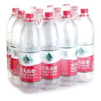 农夫山泉 矿泉水 1.5L*12 (透明) 塑料外包装
