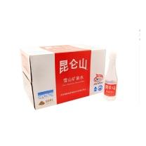 昆仑山 矿泉水 350ml/瓶  24瓶/箱