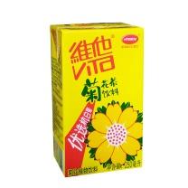 维他奶 维他菊花茶 250ml/盒 24盒/箱