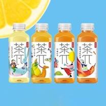 农夫山泉 茶派 茶饮料 500ML  15瓶/箱 (口味随机)
