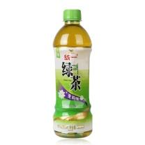 统一 绿茶 500ml  15瓶/箱