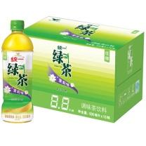 统一 Uni-President 冰绿茶 500ML  15瓶/箱