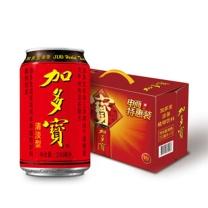 加多宝 JDB 凉茶植物饮料茶饮料 310ml*15罐