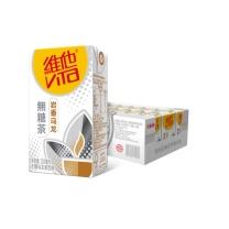 维他奶 岩香无糖乌龙茶饮料 250ml*24盒 (白色)