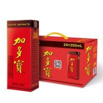 加多宝 JDB 凉茶(盒装) 250ml*24盒/箱