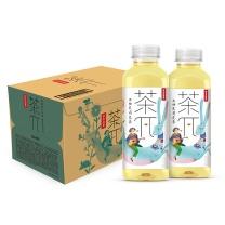农夫山泉 茶兀 500ml/瓶15瓶/箱  (西柚茉莉花茶)