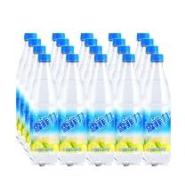可口可乐 Coca'Cola 雪菲力盐汽水600ml*24/箱