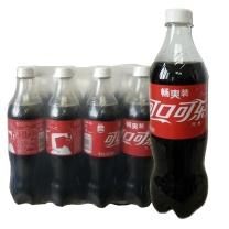 可口可乐Coca-Cola出品 碳酸汽饮料680ml*12/瓶