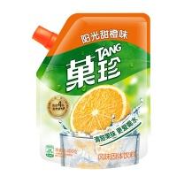 菓珍 阳光甜橙味 400g