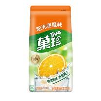 菓珍 阳光甜橙味 维C橙汁冲饮果汁粉 大包装 750g/袋