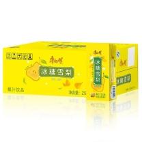 康师傅 Master Kong 冰糖雪梨 250ml  24盒/箱