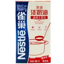雀巢 Nestle Nestle 烘焙原料 烹调淡奶油 1L