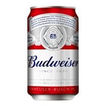 百威 啤酒 330ml*24听