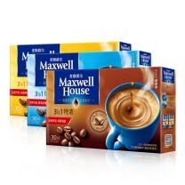 麦斯威尔 Maxwell House 三合一特浓 13g/条,30条/盒