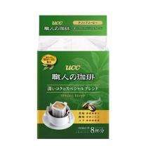 悠诗诗 UCC 滴滤式职人咖啡粉(深厚浓郁) 7g*8条/袋
