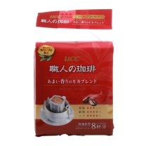 悠诗诗 UCC 滴滤式职人咖啡粉(醇香摩卡) 7g*8条/袋