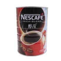 雀巢 Nestle 醇品100%纯咖啡 500g/罐  6罐/箱