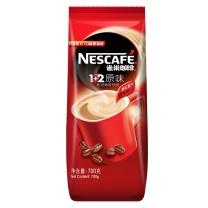 雀巢 Nestle 原味1+2速溶咖啡 700g/袋  12袋/箱