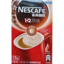 雀巢 Nestle 咖啡 7条*15克 1+2原味