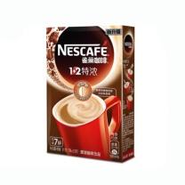 雀巢 Nestle 1+2特浓咖啡 91g (咖啡色)