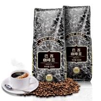 吉意欧 巴西咖啡豆 500g/袋  20袋/箱