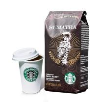 星巴克 苏门答腊咖啡豆 250克/包  12包/箱