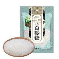 禾煜 咖啡白砂糖 400g (棕色)