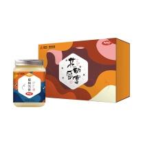 首农 双桥农场花的盛宴蜂蜜礼盒A款750g 250g*3瓶