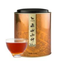 八马 茶叶 红茶 250g (红色)