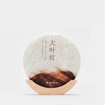 津乔普洱 17年大叶红 357g/饼 7饼/筒 4筒/件 (标准版)