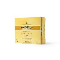 川宁 TWININGS 豪门伯爵红茶(独立包装) 2g/包  100包/盒 4盒/箱