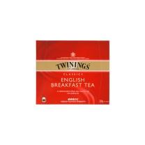 川宁 TWININGS 英国早餐红茶(独立包装) 2g/包  100包/盒 4盒/箱