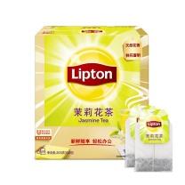 立顿 Lipton 茉莉花茶 2g/包  100包/盒 12盒/箱