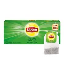 立顿 Lipton 绿茶 2g/包  25包/盒 24盒/箱