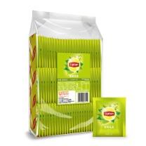 立顿 Lipton 茉莉花茶 A80 (独立纸包装) 80包/盒 24盒/箱  2g/包 (奥美专用)