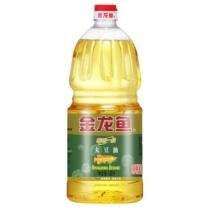金龙鱼 非转基因 精炼一级大豆油 1.8L
